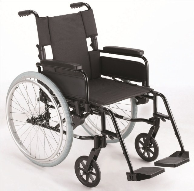 Manuel Wheelchair