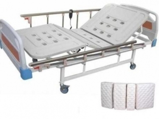 Mobility disabled bed
