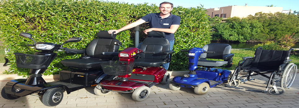 Antalya Scooter Wheelchair Rent Hire
