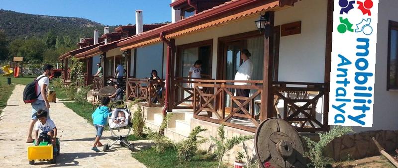 Accessible Disabled Holiday resorts turkey antalya