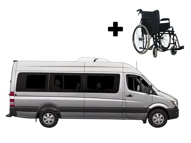wheelchair taxi antalya